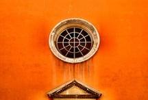 COLOR /// Orange / by Martine van Straelen
