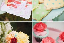 Parties + Picnics / Food and decor for entertaining. / by Scarlett Burroughs