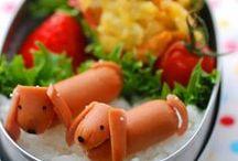 Food!!! / by Megan DeLanoit