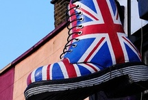 Union Jack Madness :-) / by Colleen Switzer