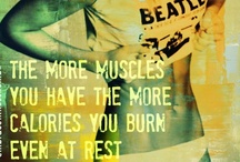 fit&healthy / by Melissah Jones