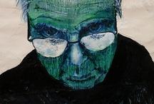 My Self Portraits  / by Harry Kent