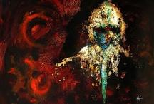 My Fukushima series / a personal response the events at Fukushima Daiichi nuclear power unfolded. / by Harry Kent