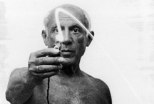 Picasso at work / by Harry Kent