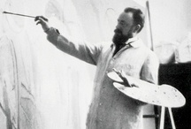 Matisse at work / by Harry Kent