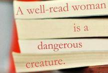 Books & Reading; Reading & Books / by Karla Cornell-Wevley