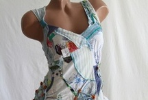 Upcycled Refashion / by Laura Kluvo