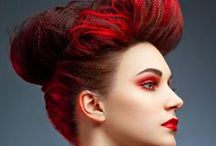 Color: Amazing Red  / by Beauty Launchpad