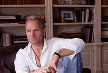 People/Sting / by The Gifts Of Life