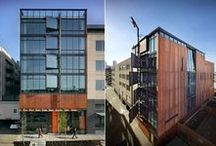 commercial architecture / by Brianne Tomlin