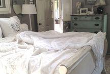 Bedroom / Stylish bedroom ideas / by Jenny Johnson