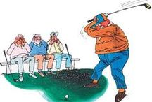 Golf Humor | Cartoons / Find the best golf humor and cartoons on this board by www.GolfBallsUnlimited.com / by Golf Balls Unlimited