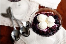 Desserts to Tempt / by Sarah Nelson