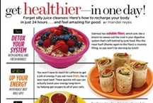 Healthy Stuff...  / by Sarah Nelson