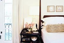 bedroom / cozy hotel room inspired / by Tyler Feder