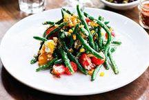 new salad ideas / by Brianne Tomlin