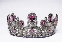 Crowns for the Queen / by Marie Watkins Crocker