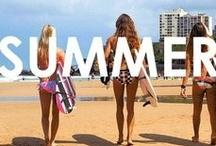 {summer loving} / by Jess Gamble