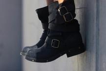 {big black boots} / by Jess Gamble