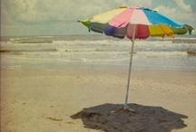 {beach} / by Jess Gamble