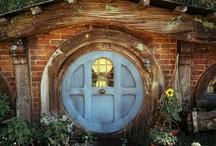 Entrances/ Exits / by Amanda Campbell