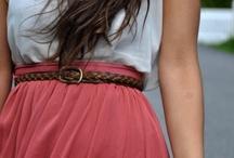 {maxi skirts} / by Jess Gamble
