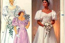 Bridal Retrospective / Things brides wore. / by Marie Watkins Crocker