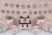 Cowgirl Baby Shower / This cowgirl baby shower is the perfect theme for those parents who are cowboys and cowgirls.  We created this board to inspire you to plan the perfect cowgirl baby shower party. / by Modern-Baby-Shower-Ideas.com