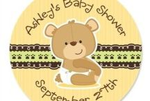 Teddy Bear Baby Shower / Teddy Bear Baby Shower Ideas-We put together this board to inspire you to have the cutest teddy bear baby shower with cake ides, games, decorations and more! / by Modern-Baby-Shower-Ideas.com