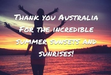 sun + sand + surf / by Australia Day