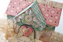Crafts-Candles-recycling-and others... / by Alicia Enriquez