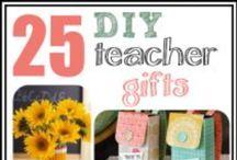 Teacher Gift Ideas / by Beth Hatcher
