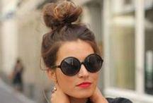 hair/makeup / by Jilley Waits