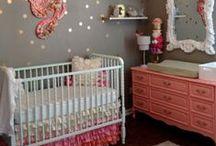 Baby girl room / by Nacia Walsh