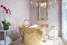 Bathrooms / by Chantal Grech