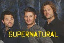 Supernatural / Jensen, Jared, Misha, and all things Supernatural / by Fane Ofer Samuel
