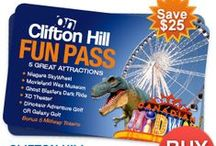 Niagara Falls Deals / The is a board dedicated to finding Niagara Falls discount coupons and deals. / by Clifton Hill