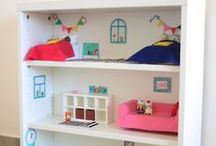 Project Dollhouse / by Lisa Halstead