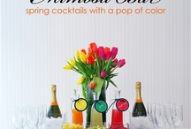 Hostess with the Mostess / Hors d'oeuvres and party planning  / by Jennifer Axcell