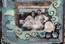 Elaborate Scapbooking / Scrap booking and all the bits and pieces! / by April C Shriver