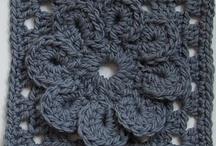 Crochet Granny Square Chic / by New Stitch A Day