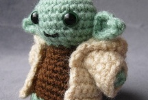 Crochet Knitting Geekery / by New Stitch A Day