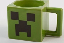 Minecraft- I caved / by Karen Peterson
