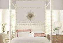 Haute Headboards & Bed Crown Cornices / Adding something extra to your bed. / by PoshTots
