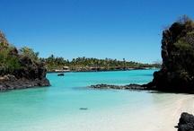 island hopping  / fiji, palau, galapagos / by allie gilliland