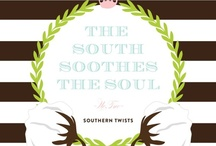 southern charm / by allie gilliland