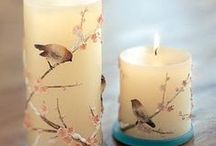 Candles / by Janet Plank