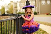 Holiday: Haute Halloween / Costumes, décor, and more to get you in the Halloween spirit! / by PoshTots