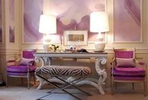 Color Trend: Radiant Orchid / Our favorite finds in Pantone's 2014 Color of the Year / by PoshTots