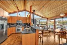Delicious Kitchens / Some dreamy setups for the heart of the home. / by Redfin